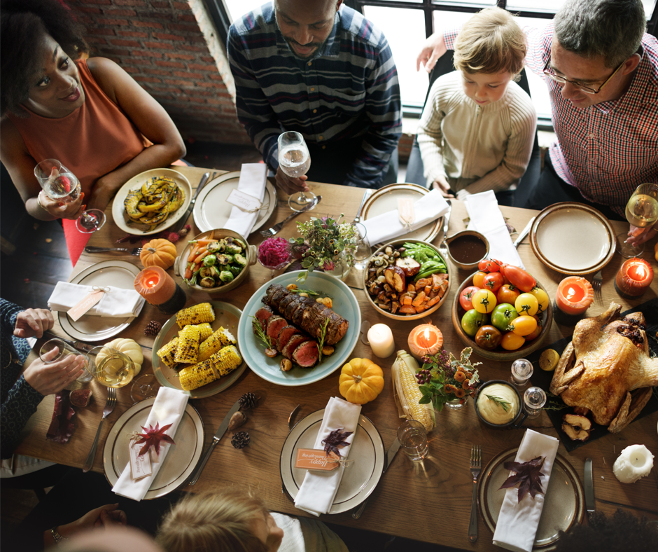 Dietary Restrictions At Thanksgiving: How To Deal